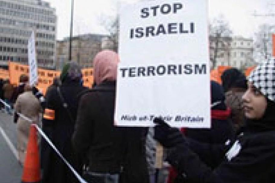 Imperialisme Barat dan Terorisme Keduanya