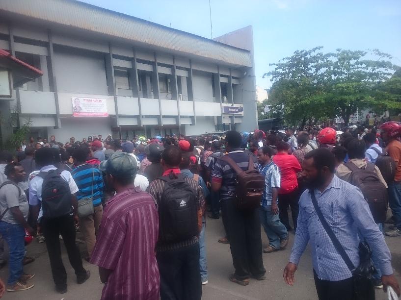 Parlemen Internasional Papua Barat Dituduh Konspirasi Asing